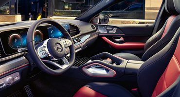 The new GLE Coupe