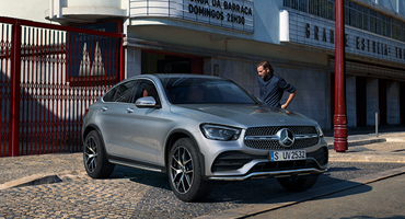 The new GLC Coupe